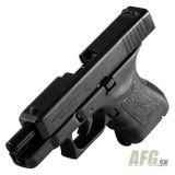 Plynová pistole Bruni MiniGAP černá kal. 9 mm