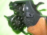 Flobertka Alfa 620 černá, dřevo kal.6mm