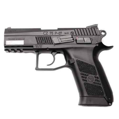 Vzduchová pistole CZ 75 P07 Duty CO2, kal. 4,5 mm
