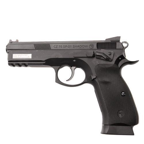 Vzduchová pistole CZ 75 SP-01 CO2 Shadow, kal. 4,5 mm