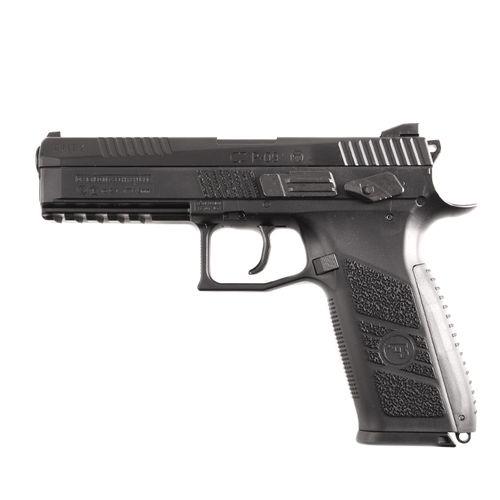 Vzduchová pistole CZ P-09 Duty CO2, kal. 4,5 mm