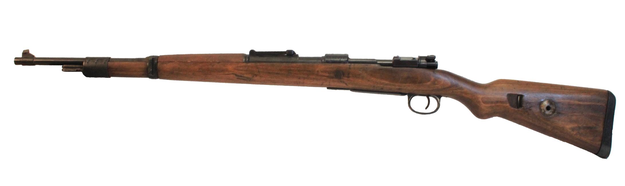 Expanzní puška mauser k98