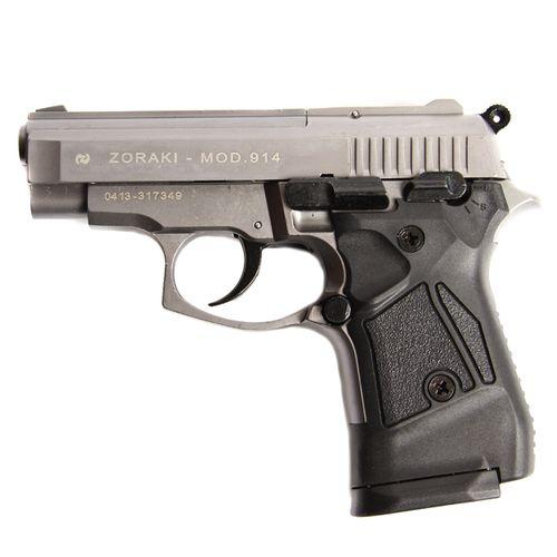 Plynová pistole Atak Zoraki 914 Auto titan, kal.9mm Knall