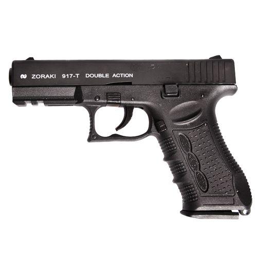 Plynová pistole Atak Zoraki 917 T černá, kal.9mm P.A. Knall