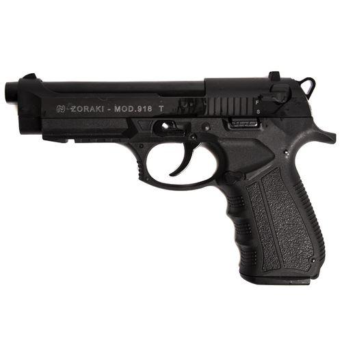 Plynová pistole Atak Zoraki 918 černá, kal.9mm P.A. Knall