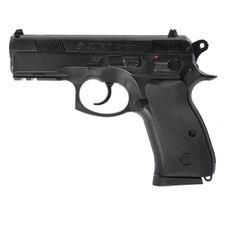 Airsoft pistole CZ 75 D Compact 6 mm Gas, čierna