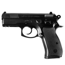 Airsoft pistole CZ 75 D compact CO2 4,5 mm, černá