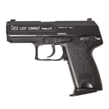 Airsoft pistole Heckler&Koch USP Compact GAS