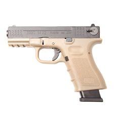 Airsoft pistole M22 CO BB 6 mm, maskovací