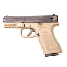 Airsoft pistole M22 Gas BB 6 mm, maskovací