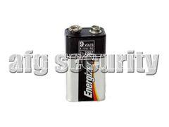 Baterie Energizer 9 V typu 6LR61