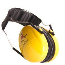 Chrániče sluchu Peltor Optime I, žluté