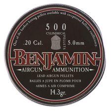 Diabolo Benjamin 500 kal. 5,0 mm 500 ks