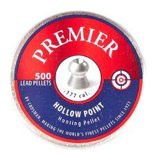 Diabolo Crosman Premier Hollow Point, 500 ks, kal. 4,5 mm (.177)