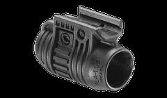 Držák na svítilnu 1 palec cerný PLA 1