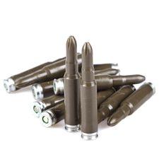 Expanzní střelivo 7,62x51 Blank plastové