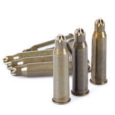 Expanzní střelivo 7,62 x54 R Blank 80 ks