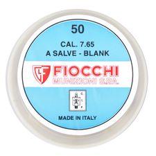 Expanzní střelivo Fiocchi 7.65 brow. Blank