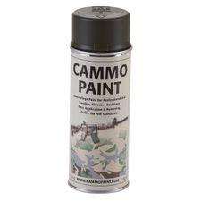 Kamuflážní barva Cammo paint olivová 400 ml