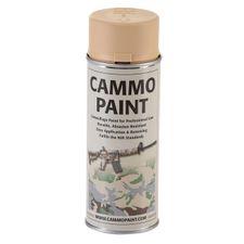 Kamuflážní barva Cammo paint pisková 400 ml