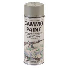 Kamuflážní barva Cammo paint šedá 400 ml