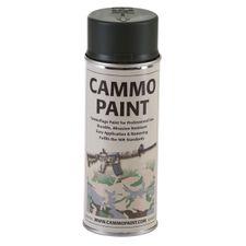Kamuflážní barva Cammo paint zelená 400 ml