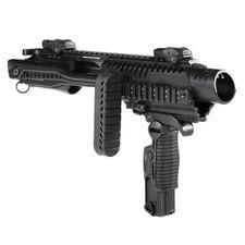 Karabinová konverze KPOS G2 CZ 75/ P07 Duty