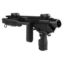 Karabinová konverze KPOS G2 pro Glock 17, 18,19, 22, 23, standardní pažba