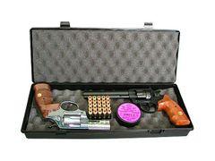 Kufr na krátkou zbraň 5027 42x15,5x5cm
