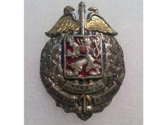 Odznak Intendantské vysoké školy 1947