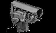 Pažba samostatní GK-MAG pro  AK/AKM černá s s 10 r zásobníkem