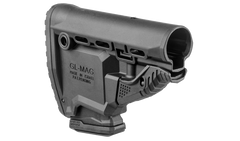 Pažba samostatní GL-MAG pro M4/M16/AR15 černá s s 10 r zásobníkem