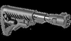 Pažba sklopná pro SA-58 typ M16 s polymerovým kloubem M4-VZPSB