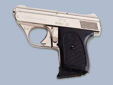 Pistole A.T.C. kal.6,35mm Browning (.25Auto)