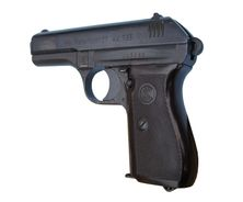 Pistole CZ 27 kal.7, 65 Brow.