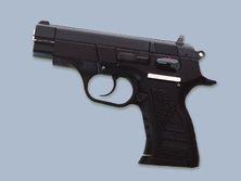 Pistole Defender kal. 45 ACP 93 mm, černý