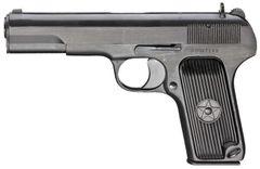 Pistole Norinco T54 kal. 7,62 x 25