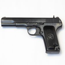 Pistole TT-33 kal.7,62x25 tokarev