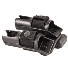 Plastové pouzdro pro obušek a svítilnu dvojité, rotačné BH-LH-14