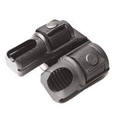Plastové pouzdro pro obušek a sprej dvojité, rotačné BH-SH-04
