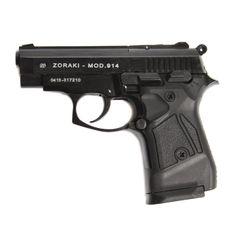 Plynová pistole Atak Zoraki 914 Auto černý, kal.9mm