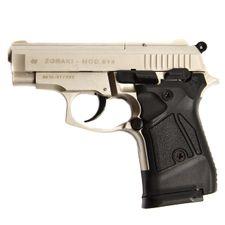 Plynová pistole Atak Zoraki 914 Auto nikl, cal.9mm Knall