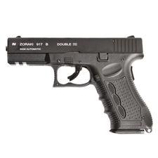 Plynová pistole Atak Zoraki 917 B černá, kal.9mm P.A. Knall