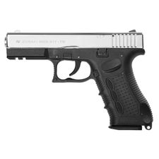 Plynová pistole Atak Zoraki 917 T chróm, kal.9mm P.A. Knall