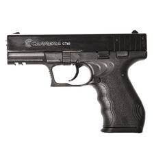 Plynová pistole GT 60, kal. 9 mm leskle černá