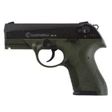 Plynová pistole Carrera RS 30, kal. 9 mm zelená