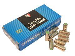 Poplašné náboje Fiocchi  8mm 50ks