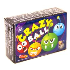 Pyrotechnika Crazy ball 6 ks