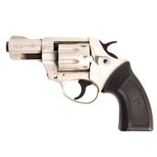 "Revolver Kora .22 WMR 2,5"" matný nikl s extra válcem .22LR"