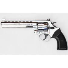 "Revolver Kora 22 LR 6"", lesklý chróm"